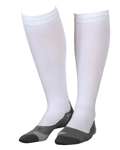 Compression Weiß 3-pack