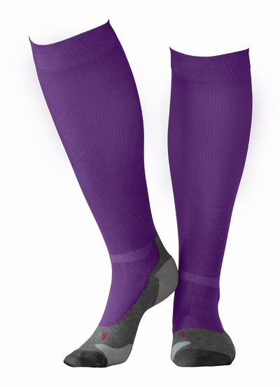 Compression Purple