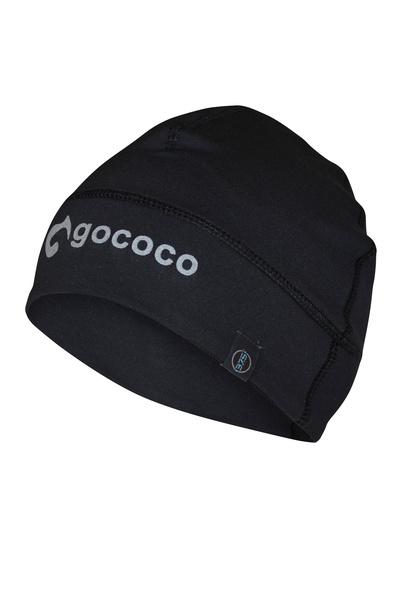 Käynnissä hattu Musta