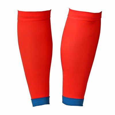 Compression Calf Sleeves Superior Redorange