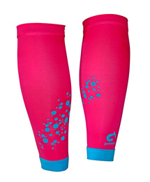 Compression Calf Sleeves Superior Cerise