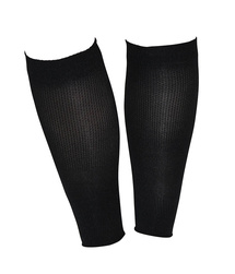 Compression Calf Sleeves Schwarz
