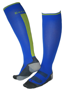 Compression Superior Electric Blue/Lime