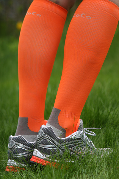 Compression Orange
