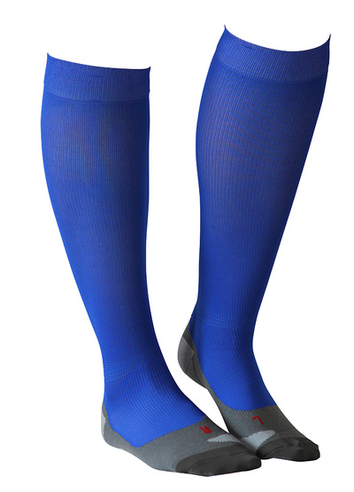 Compression Electric Blue