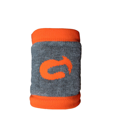 Sweatband Orange 2-pack