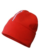 Thin Micro Fleece Hat Coral