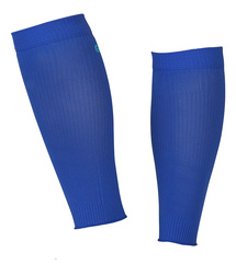 Compression Calf Sleeves Electric Blå REA